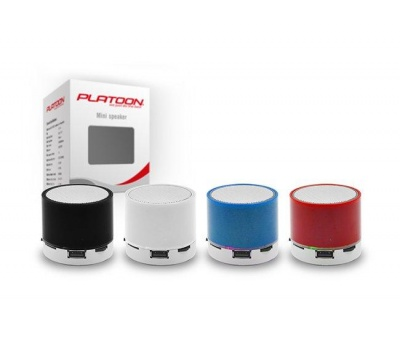 PLATOON PL-4159 BLUETOOTH SPEAKER FM/SD/USB