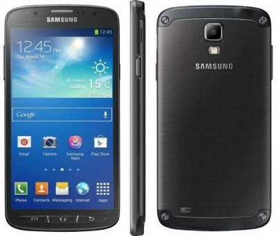 Samsung Galaxy S4 Active 16GB Black - Kutulu Outled