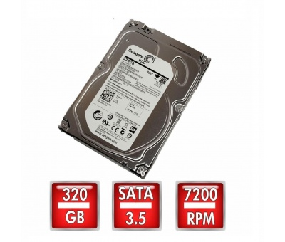 Seagate 320GB 7200 RPM 8MB SATA2 3.5 ST3ST3320311CS
