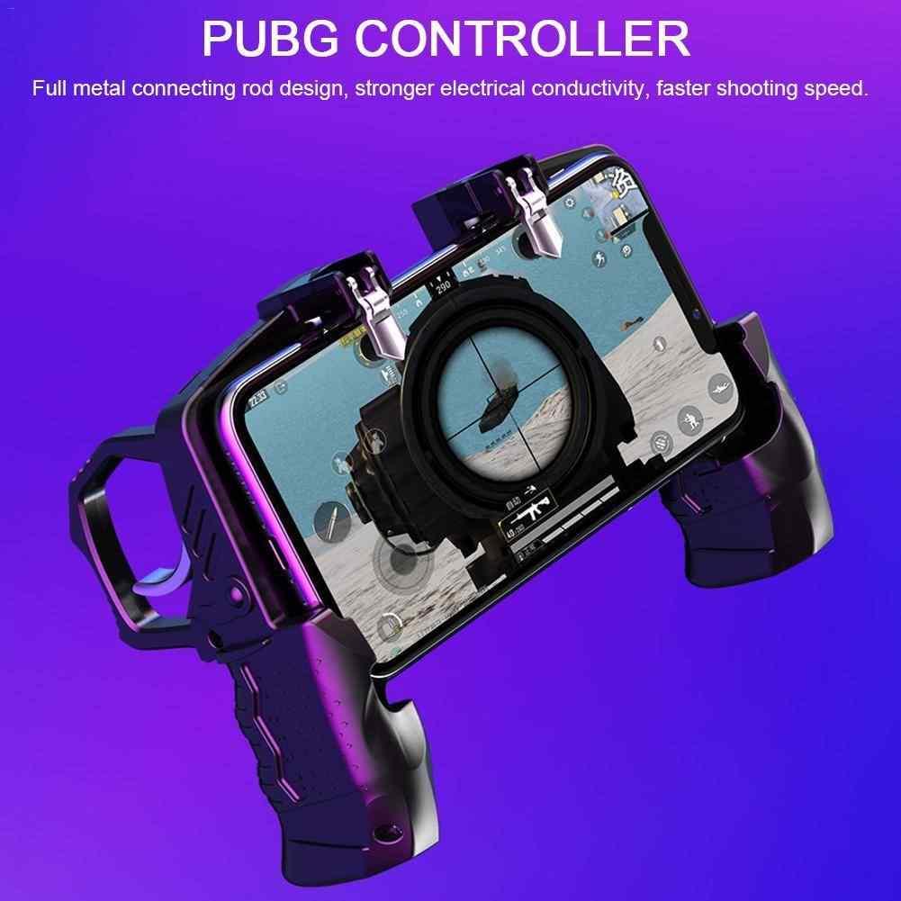 Pubg K21  Gaming Oyun Konsolu Gamepad Joystick Tetik Set