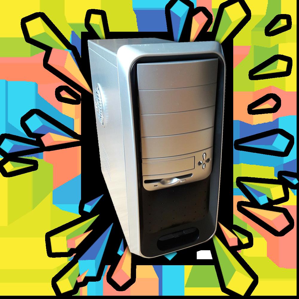 Core™ i3 4GB Ram 320GB HDD HDM-I VGA Masaüstü Bilgisayar