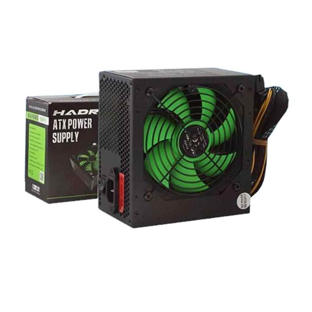 Hadron HD413 600W Power Supply 12cm Geniş Fan Güç Kaynağı