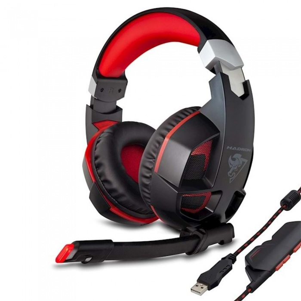 Hadron G59 Professional USB PS4 Uyumlu PC Gaming Oyuncu Kulaklık 7.1