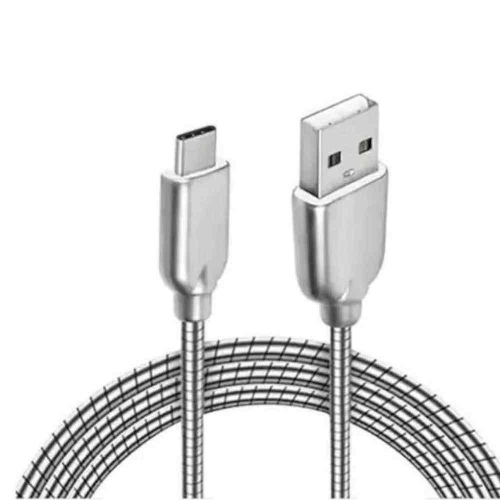 Powerway Type-C 2.1A 1 Metre Hızlı Data Şarj Kablosu CX03