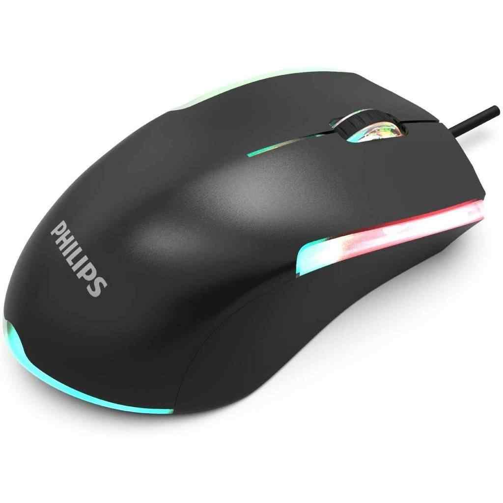 Philips SPK9314 G314  Işıklı Oyuncu Gaming Mouse