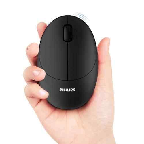 Philips SPK7335 M335 Usb Kabloluz Wireless Lüx Mouse -Siyah