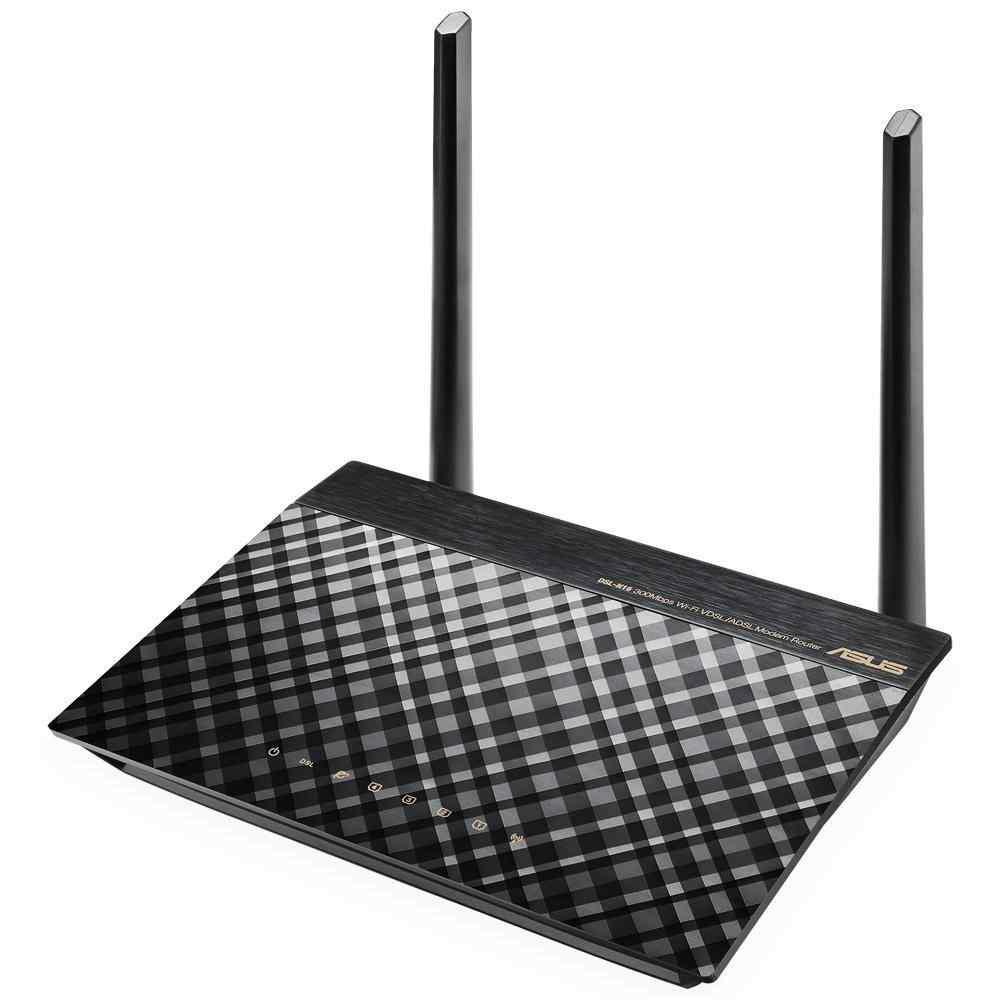 ASUS DSL-N16 Ebeveyn Kontrol Destekli-VPN-ADSL-VDSL-FiBER-Modem Router