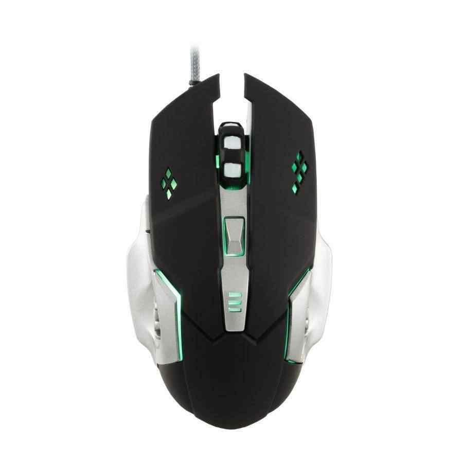 J-Tech® Blue Dragon RGB Işıklı Ayalarlanabilir 3200 DPI Gaming Oyuncu Mouse + Pad 10273