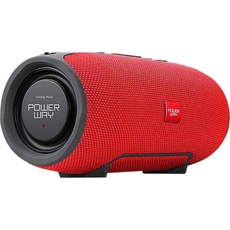 Powerway WRX08 Bluetooth Speaker Hoparlör Höparlör Extra Bass