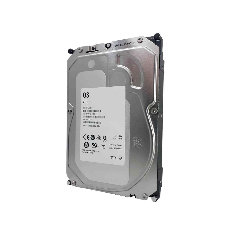 OS 3.5 2 TB SATA 3.0 5900 7x24 RPM Güvenlik Hard Disk