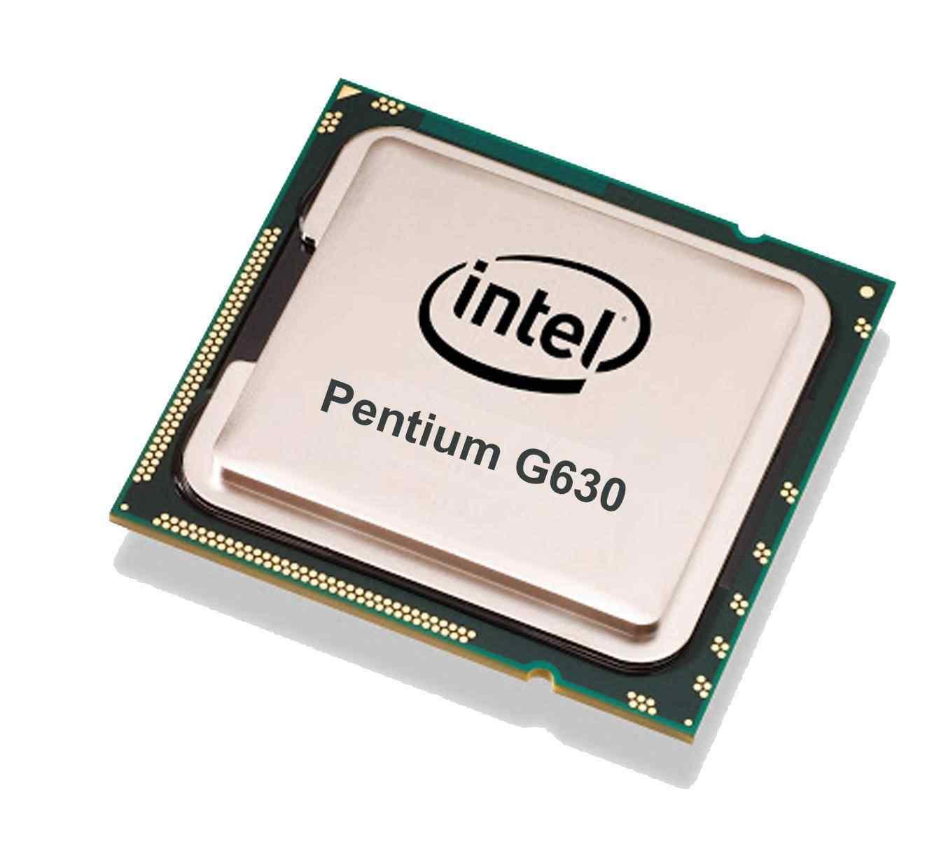 Intel® Pentium® G630 İşlemci 3M Önbellek, 2.70 GHz 1156pin H61