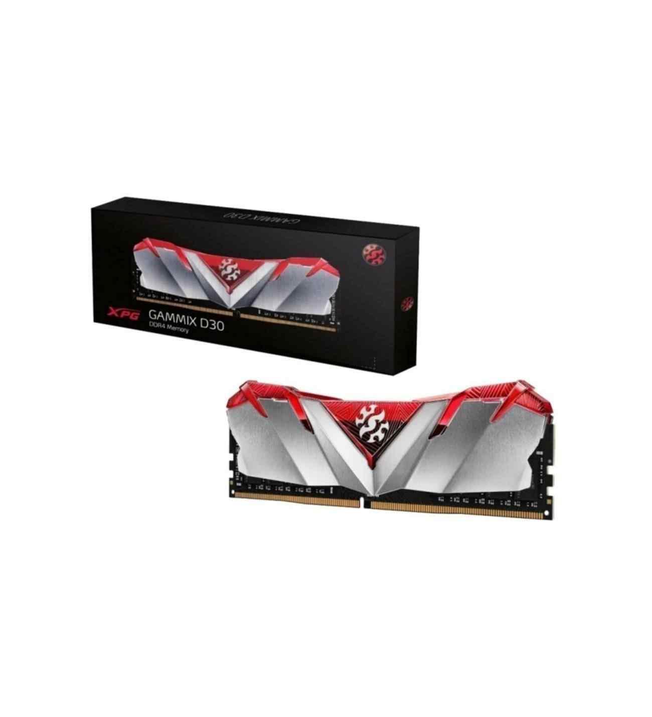 Adata AX4U300038G16A-SR30 XPG Gammix D30 8 GB DDR4 3000 MHz CL16 PC Ram