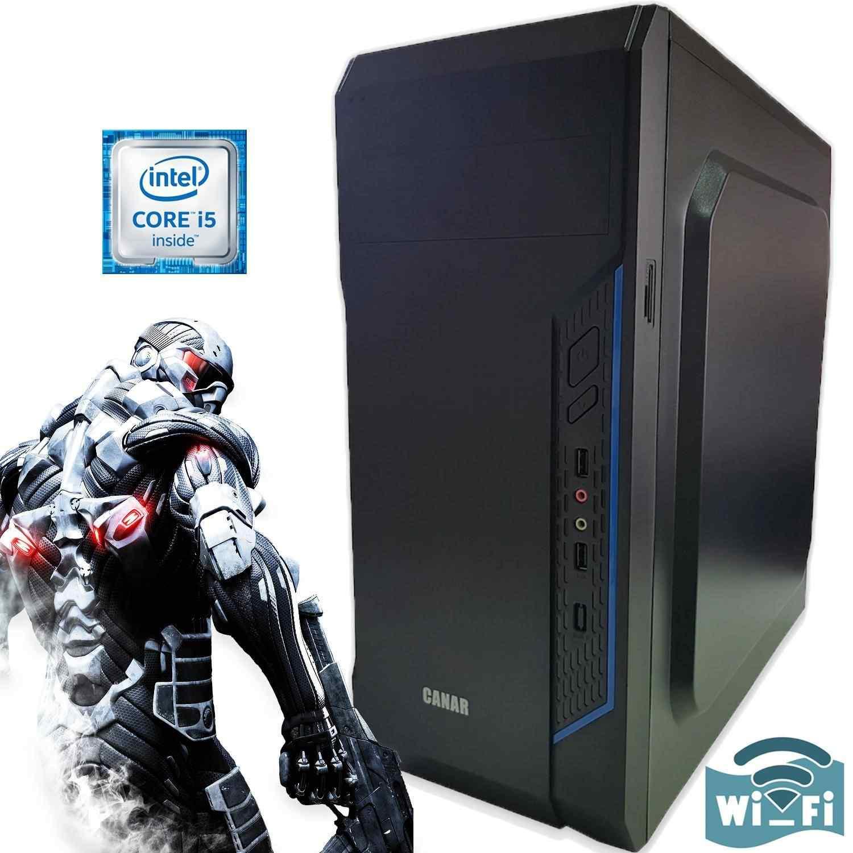 J-Tech R46 i5-560M 3.20Ghz 4GB 128GB SSD 2GB R5 230 E.Kartı Gamer PC