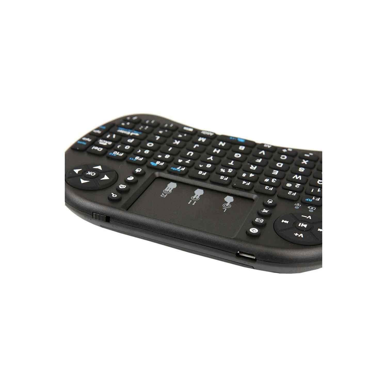 Smart Tv Televizyon Mini Klavye Dokunmatik Mouse Wifi