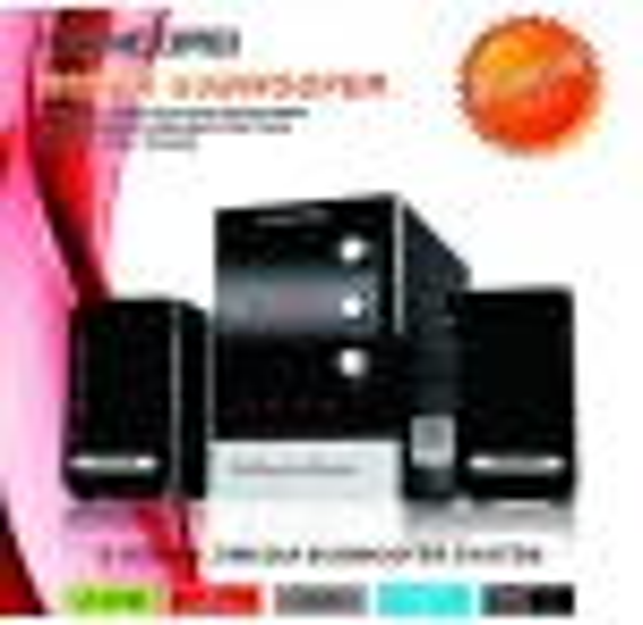 Concord C-221 | BT | TF | USB | FM | 2 1 Ses Sistemi Bass Tiz Multimedia
