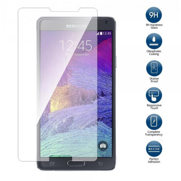 Samsung A7 2017   Kırılmaz Cam Tempered 9H Ekran Koruma